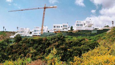 The View Villas Building Progress